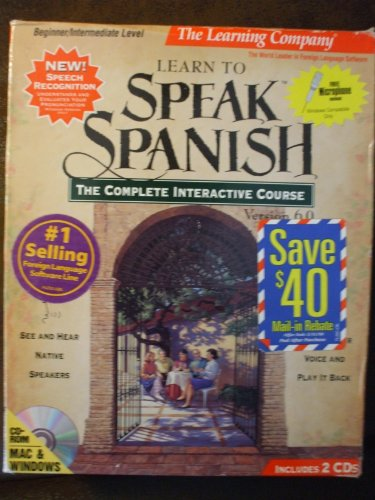 Learn How to Speak Spanish - 1