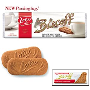 Biscoff Cookies, 8.8-Ounce (Pack of 5)