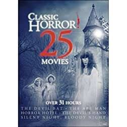 Classic Horror! Vol. 1 - 25 Films