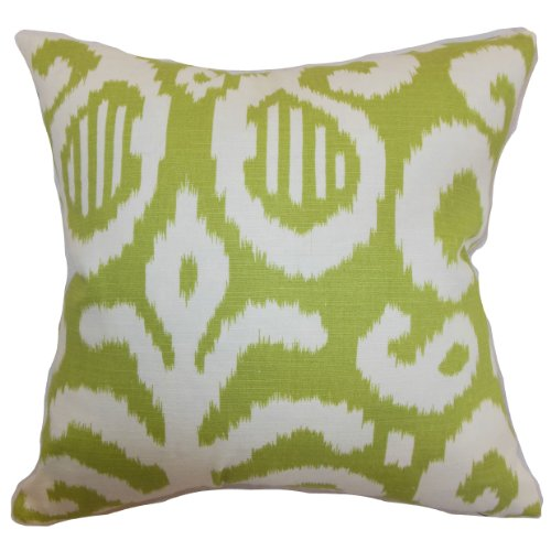 Lime Green Sofa Bed 3758 front