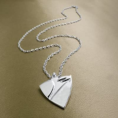 McFly 'Danny Shield' Necklace