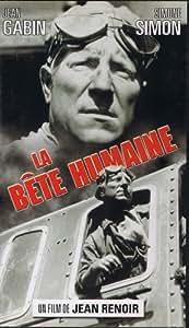 La bête humaine avec Jean Gabin et Simone Simon