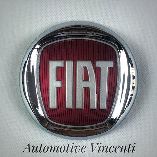 logotipo-escudo-friso-rojo-fiat-500-bravo-grande-idea-trasera