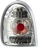 FK Automotive FKRLXLOP059 LED R�ckleuchten fit for Opel Corsa 3-trg (Typ B) Baujahr 93-00, chrom
