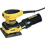 Advanced DeWalt D26441 Palm Sander 1/4 Sheet 230w 110v [Pack of 1] w/Extended Warranty