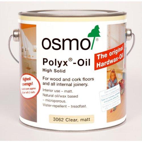 Osmo 3062 Polyx Oil Clear Matt 2.5L