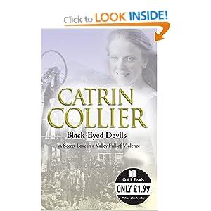 Black-Eyed Devils - Catrin Collier