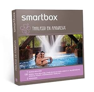 SMARTBOX - Coffret Cadeau - Thalasso en amoureux