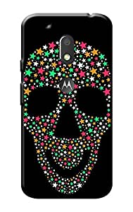 Moto G4 Play Case KanvasCases Premium Quality Designer Printed 3D Lightweight Slim Matte Finish Hard Case Back Cover for Moto G Play, 4th Gen + Free Mobile Viewing Stand