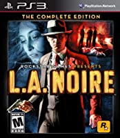 L.A. Noire: The Complete Edition - Playstation 3 by Rockstar Games