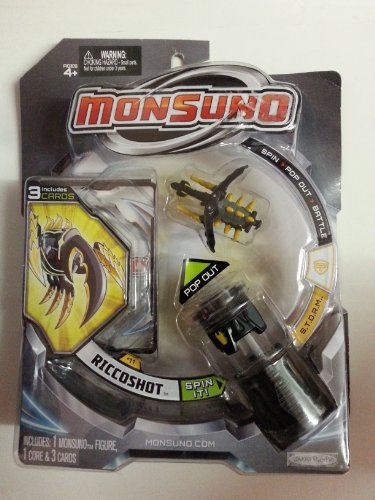 Monsuno Core 1-Pack Wave #2 - Storm/Riccoshot - 1