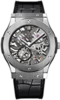 Hublot Classic Fusion Automatic Skeleton Dial Mens Watch 545.NX.0170.LR by Hublot