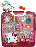 Sanrio Hello Kitty Mega PVC Tote Bag with Cosmetics