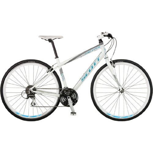 Scott Metrix 40 Solution Women's Small Frame Hybrid Bike
