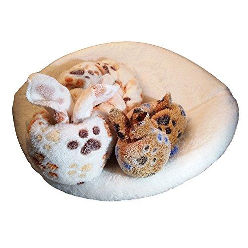 Allisandro-Manta-Perro-Cojin-con-Huellas-de-Patas-Pintadas-Cama-para-Animales