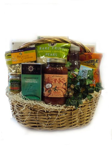 Diverticulosis Gift & Get Well Basket