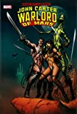 img - for John Carter, Warlord of Mars Omnibus book / textbook / text book