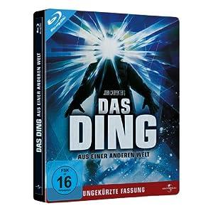 Das Ding aus Einer Anderen Welt-Steelb [Blu-ray] [Import allemand]