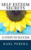 img - for Self Esteem Secrets: 12 Steps to Success book / textbook / text book