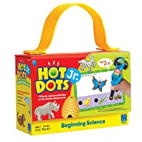 Educational Insights Hot Dots Jr., Beginning Science by Educational Insights Inc.