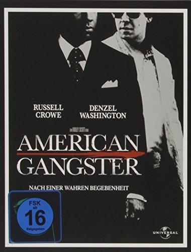 American Gangster - Steelbook (100th Anniversary Edition) [Blu-ray]