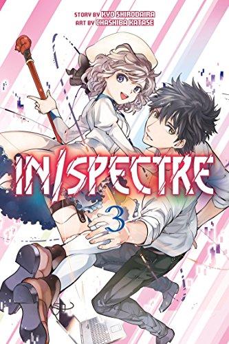 In/Spectre 3 [Katase, Chasiba] (Tapa Blanda)