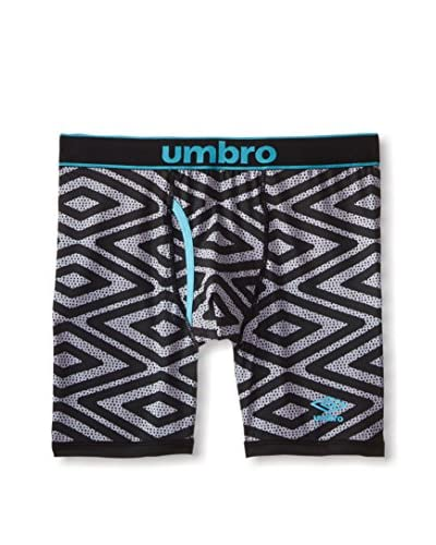 Umbro Men's Caution Boxer Brief