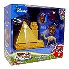 Fisher Price Little Einstein Golden Pyramid Egypt Mission Playset