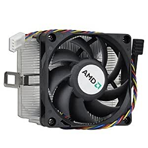 "AMD Socket AM3/AM2+/AM2/1207/939/940/754 Heat Sink & 2.75"" Fan w/4-Pin Connector up to Athlon II X4 2.9GHz"