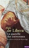 La querelle des universaux : De Platon à la fin du Moyen Age
