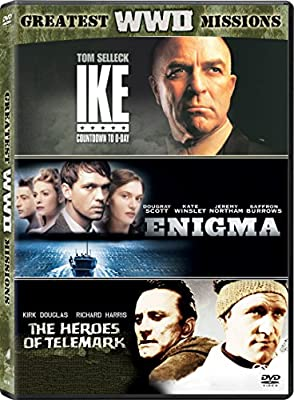 Enigma (2001) / Heroes of Telemark, the / Ike: Countdown to D-Day - Vol - Set
