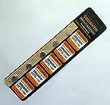 Seiko Instruments, Seizaiken SR 920 SW (371) Silver Oxide Watch Battery (Set of 5)