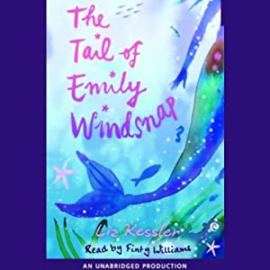 The Tail of Emily Windsnap | [Liz Kessler]