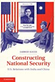 img - for Constructing National Security book / textbook / text book