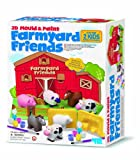 Mould and Paint - Farmyard Friends