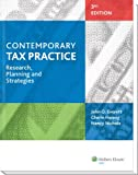 img - for By Cherie Hennig and Nancy Nichols John O. Everett Contemporary Tax Practice: Research, Planning and Strategies (Third Edition) (3rd Third Edition) [Hardcover] book / textbook / text book