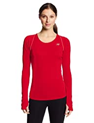 New Balance Women's Impact Long Sleev…