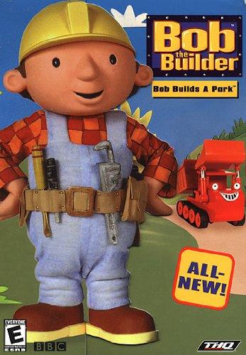 Bob The Builder: Bob Builds A Park front-909030