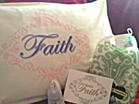 Faith Pillowcase Dream Kit (Victorian Collection)