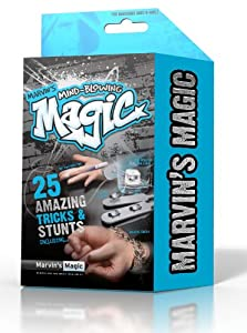Marvin's Magic 25 Mind Blowing Amazing Tricks and Stunts