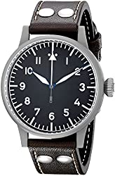 Laco / 1925 Men's 861748 Laco 1925 Pilot Classic Stainless Steel Watch