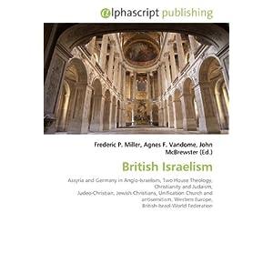 Anglo Israelism | RM.
