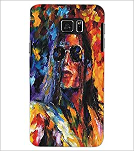 SAMSUNG GALAXY NOTE 5 COLORFUL ART Designer Back Cover Case By PRINTSWAG