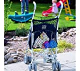 Stroller Net Bag -- For Prams, Buggies & Strollers -- One size (Navy)