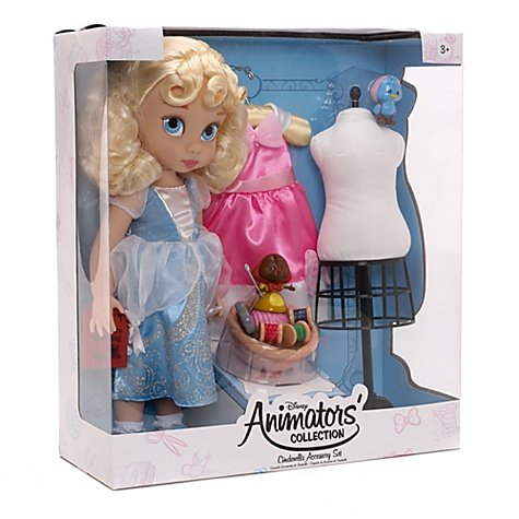 Disney Princess Animators' Collection - Cinderella 16