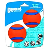 ChuckIt! Medium Ultra Balls 2.5-Inch, 2-Pack ~ Canine Hardware