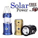 Neksusgold Led Solar Emergency Light Lantern , High Light Torch , Usb Mobile Charger, 3 Power Source Solar, Lithium Battery, Black (Get A Free Gift Of 149 With Purchase Of This Product From Neksusgold)