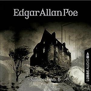 Edgar Allan Poe: Sammelband 6 (Edgar Allan Poe 16-18) Hörspiel
