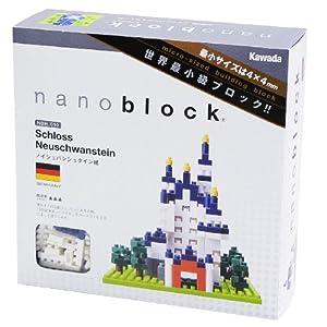 nanoblock ノイシュバンシュタイン城