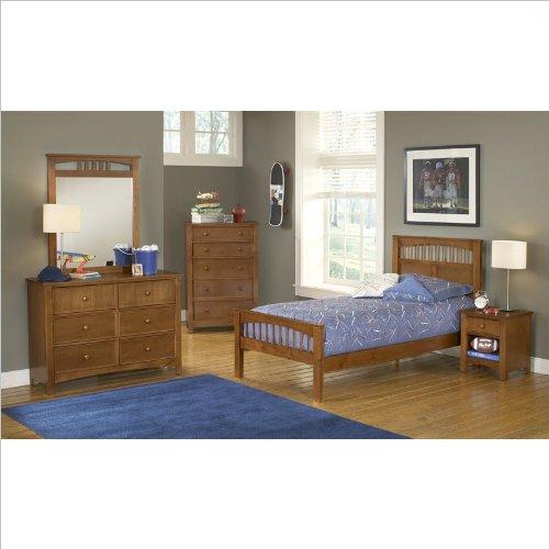 Hillsdale Furniture 1577Btwr4Pc Taylor Falls Kids Bedroom Set, front-917564